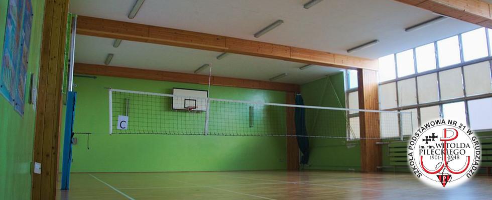 hala sportowa mała